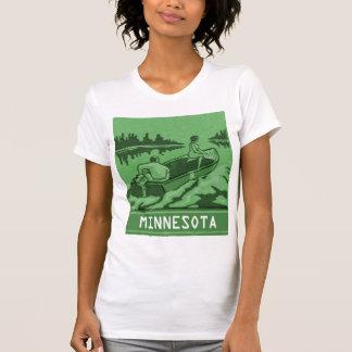 Vintage Minnesota Upnorth Lakes Tshirt