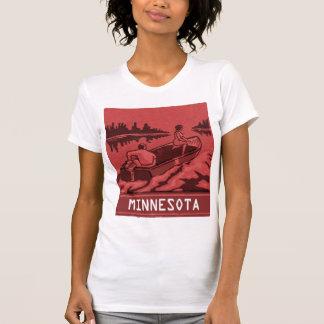 Vintage Minnesota Upnorth Lakes Tee Shirts