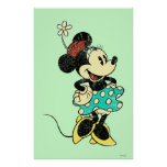 Vintage Minnie Mouse 1 Posters