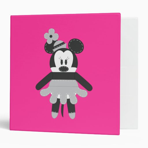 Vintage Minnie Mouse de Pook-a-Looz