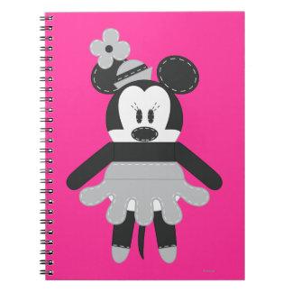 Vintage Minnie Mouse de Pook-a-Looz Libretas