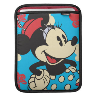 Vintage Minnie Mouse Sleeves For iPads