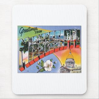Vintage Mississippi Alfombrilla De Raton