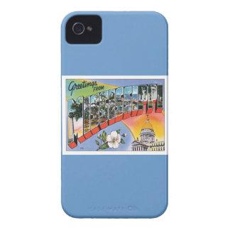 Vintage Mississippi Case-Mate iPhone 4 Carcasa