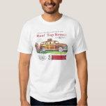 Vintage Mitt Romney Dog Retro Ad T-Shirt
