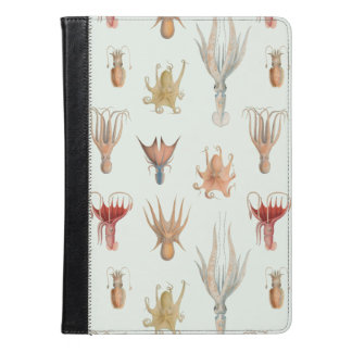 Vintage Mollusks (Blue) iPad Air Case
