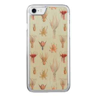 Vintage Mollusks Carved iPhone 8/7 Case