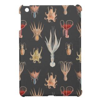 Vintage Mollusks iPad Mini Covers