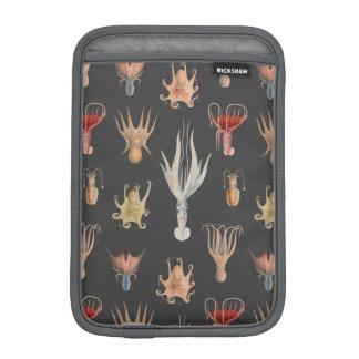 Vintage Mollusks Sleeve For iPad Mini