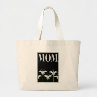 Vintage Mom Jumbo Tote Bag