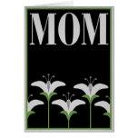 Vintage Mom Greeting Card