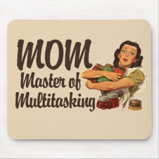 Vintage Mom Mouse Pad
