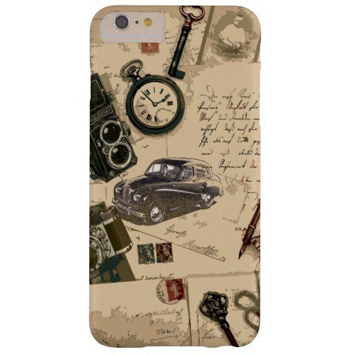 Vintage Moments iPhone 6/6s Plus Case