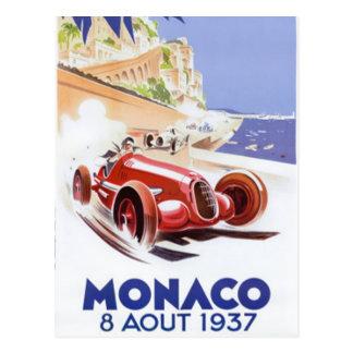 Vintage Monaco - Postcards