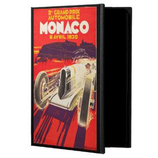 Vintage Monaco Racing Case For iPad Air