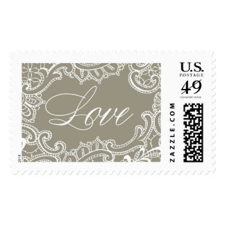 Vintage Monarc Love | Atelier Isabey Stamps