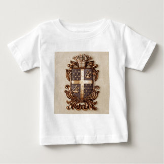 VINTAGE MONARCHY COAT OF ARMS BABY T-Shirt