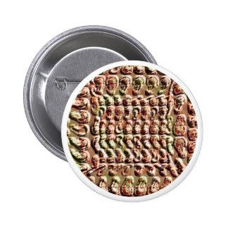 Vintage: Moneda de oro de CaveArt Pin