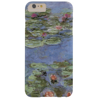 Vintage Monet Water Lilies Barely There iPhone 6 Plus Case