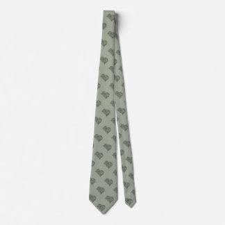 Vintage Monogram The Letter B Customizable Neck Tie