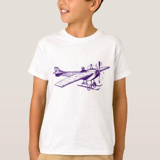 Vintage Monoplane - Deep Purple T-Shirt