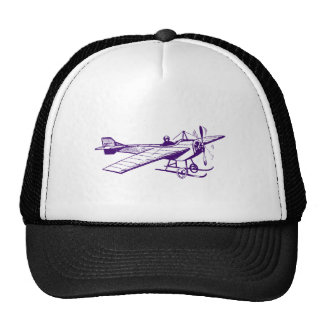Vintage Monoplane - Deep Purple Trucker Hat
