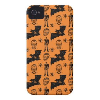 Vintage Monsters iPhone 4 Case