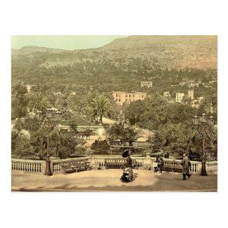 Vintage Monte Carlo, Monaco - Postcard