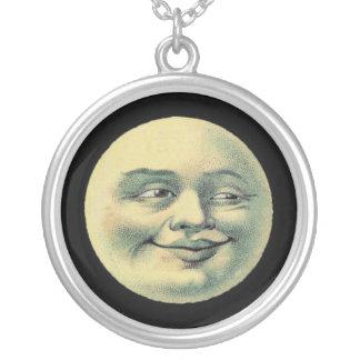 Vintage Moon Pendants