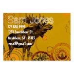 Vintage Moose Business Card Template