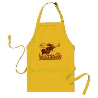 Vintage Moose Gifts Aprons