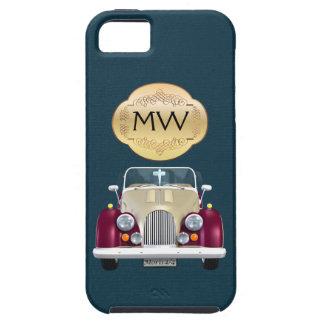 Vintage Morgan ... iPhone SE/5/5s Case