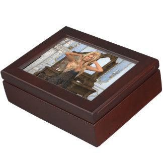 Vintage Morning Keepsake Box