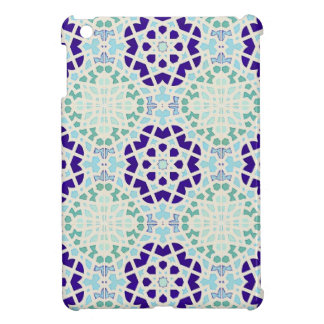 Vintage Moroccan Tile Abstract Pattern Modern Art iPad Mini Cases