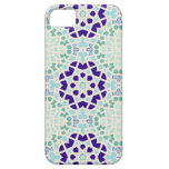 Vintage Moroccan Tile Abstract Pattern Modern Art iPhone 5 Cover