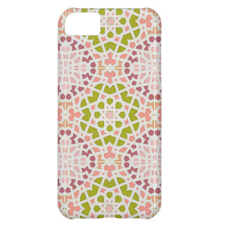 Vintage Moroccan Tile Abstract Pattern Modern Art iPhone 5C Cover