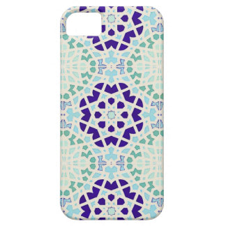 Vintage Moroccan Tile Abstract Pattern Modern Art iPhone SE/5/5s Case