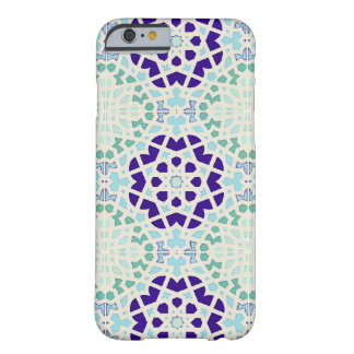 Vintage Moroccan Tile Abstract Pattern Modern Art iPhone 6 Case