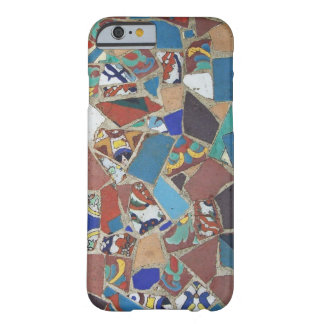 Vintage Mosaic Barely There iPhone 6 Case