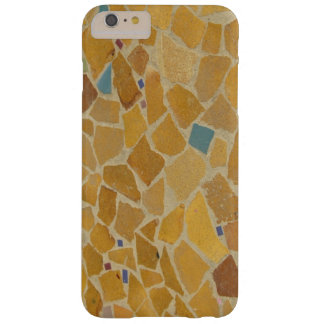 Vintage Mosaic Barely There iPhone 6 Plus Case
