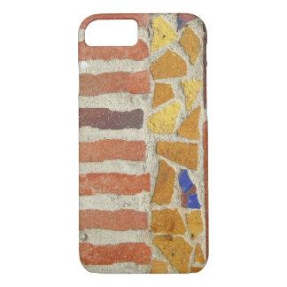 Vintage Mosaic iPhone 7 Case