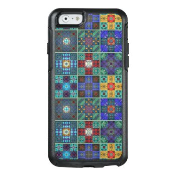 Vintage Mosaic Talavera Ornament Otterbox Iphone 6/6s Case by SomberlainShop at Zazzle