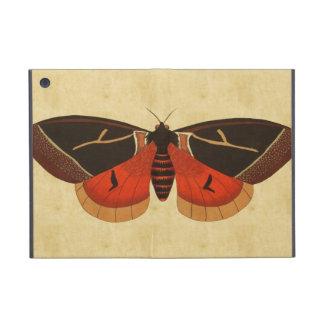 Vintage Moth iPad Mini Cover