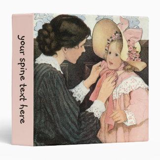 Vintage Mother and Child; Jessie Willcox Smith Binders