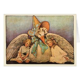 Vintage Mother Goose Children Jessie Willcox Smith Cards