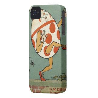 Vintage Mother Goose Nursery Rhyme, Humpty Dumpty iPhone 4 Case