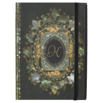 Vintage Mother Of Pearl Hand Made Book Cover