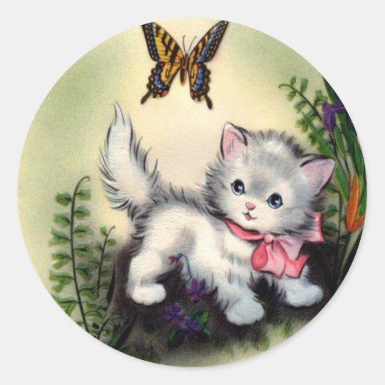 Vintage Mothers Day Sticker