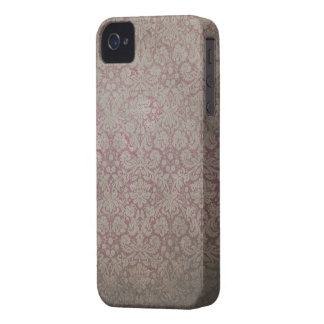 Vintage Motif (Grey) - iPhone 4/4S Casing iPhone 4 Case-Mate Case