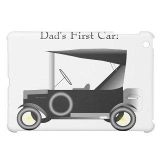 Vintage Motor Car - Dad's First Car! iPad Mini Case